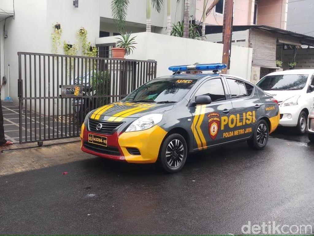 Motor Pelaku Teror di Rumah Laode Sulit Diidentifikasi
