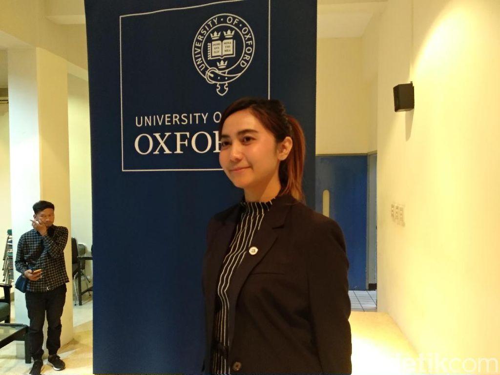 Keren! Riset Anak Bangsa di Oxford, Rancang Inovasi untuk Radang Usus