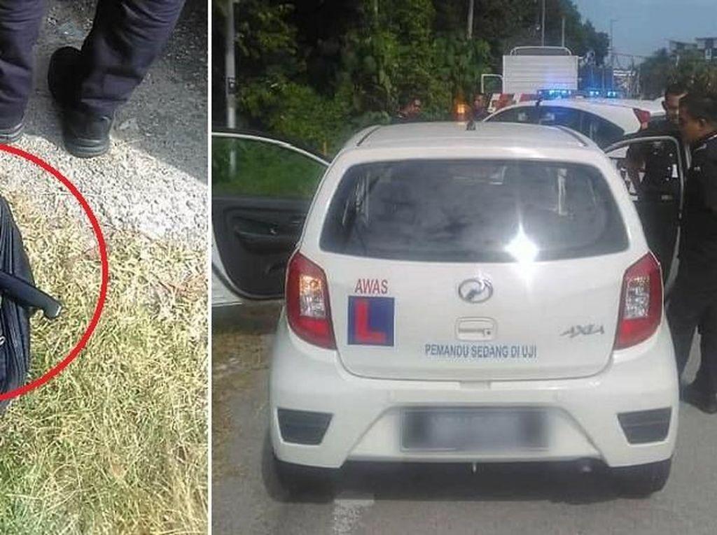 Susahnya Buat SIM di Malaysia, Seorang Pria Sampai Ancam Pengujinya