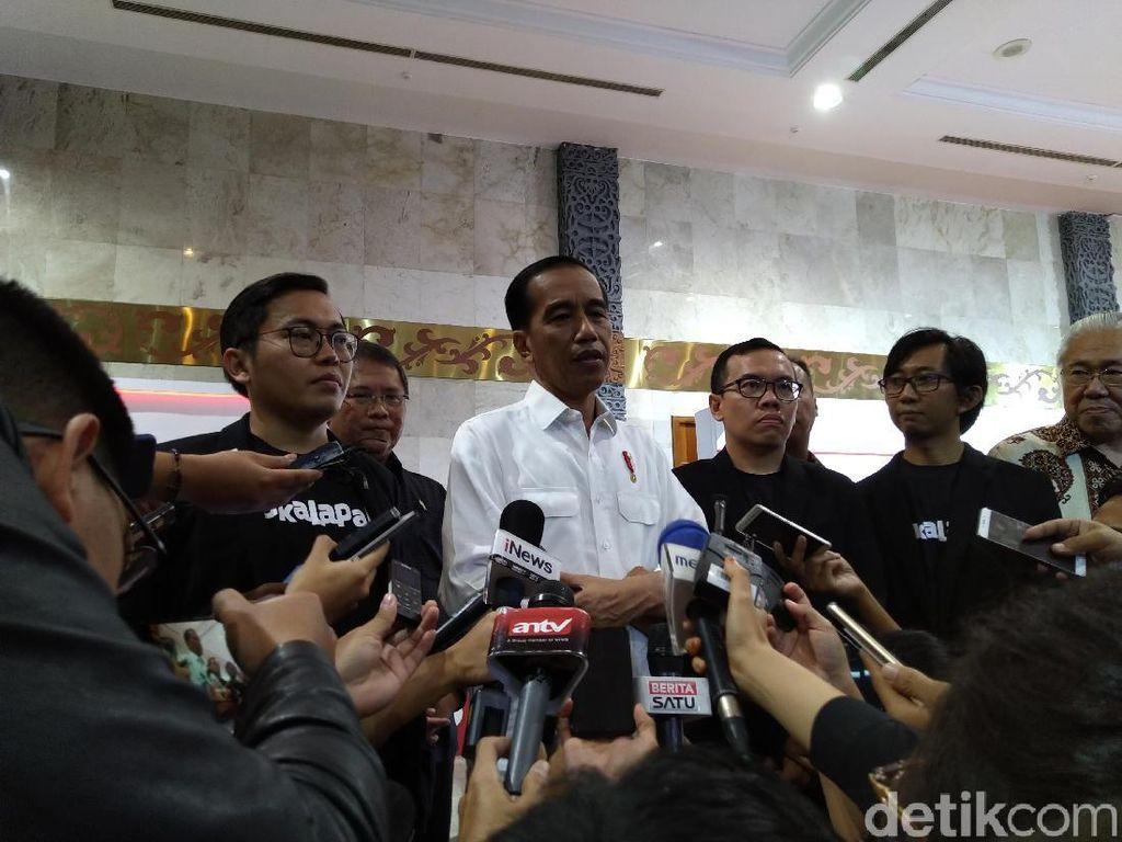 Modal Bukalapak Cuma 80 Ribu, Jokowi: Rupiah atau Dolar?