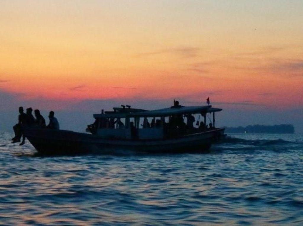 Sebaru Kecil, Pulau DKI Tempat Singgah WNI dari Kapal Terancam Corona
