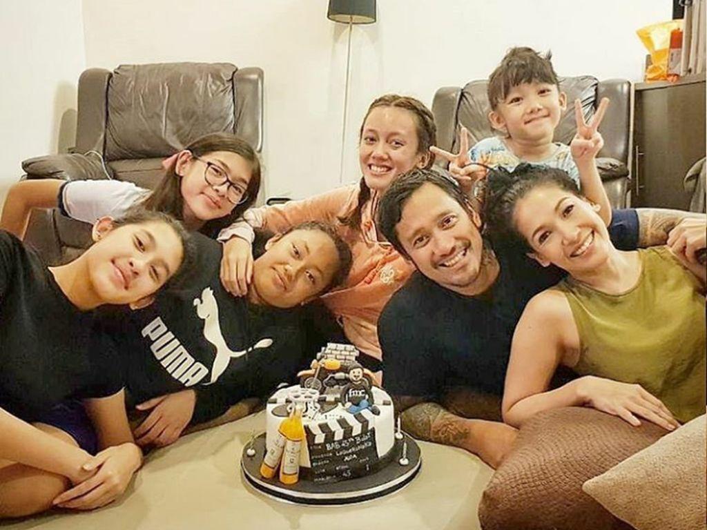 Tora Sudiro Bangga Anaknya Juara Kompetisi Dance Internasional