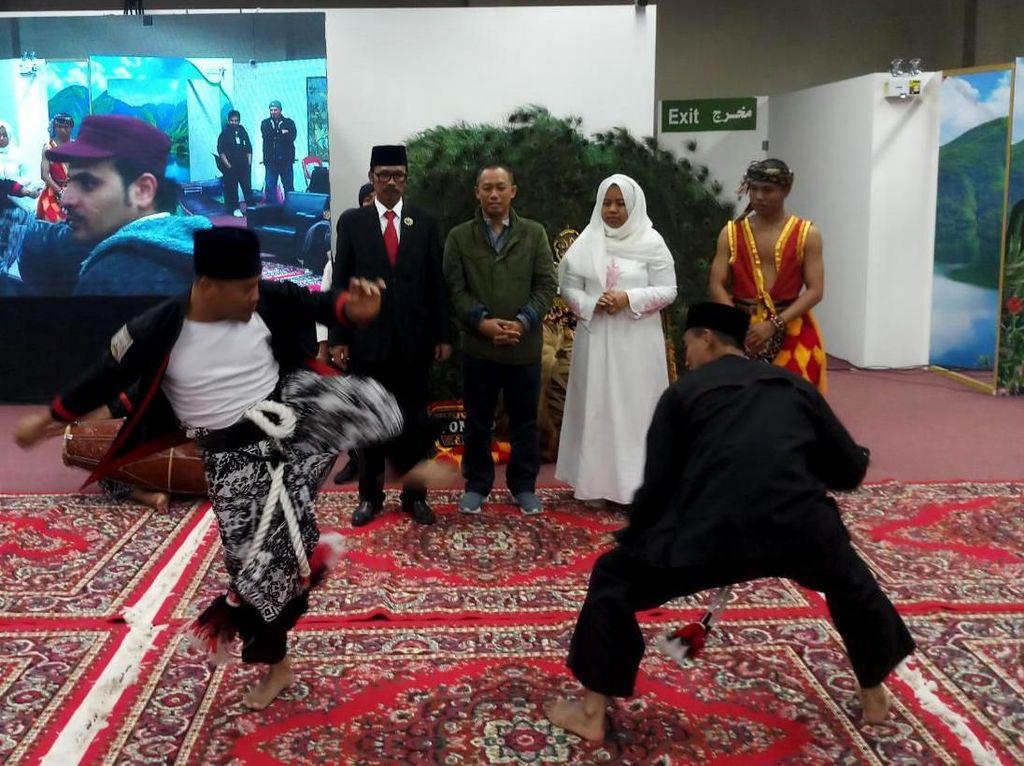 Kolaborasi Silat Meriahkan Festival Janadriyah Riyadh