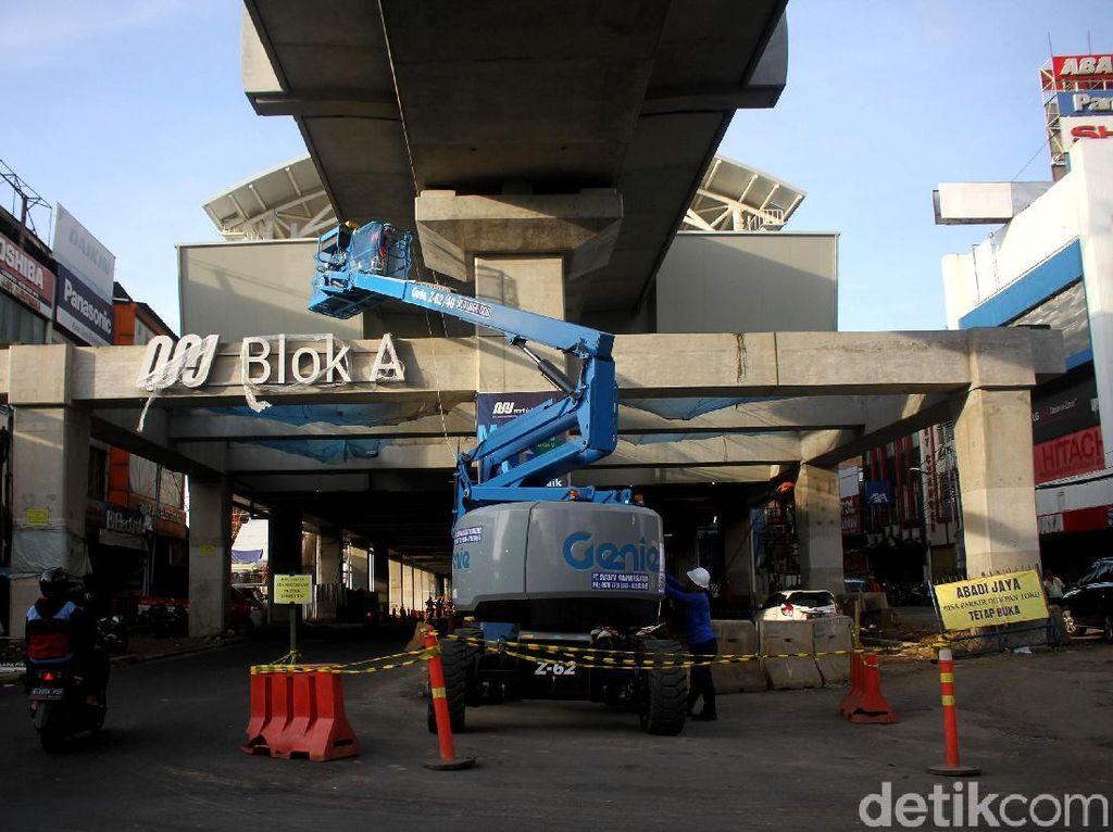 Ditargetkan Maret 2019, Pembangunan MRT Terus Dikebut
