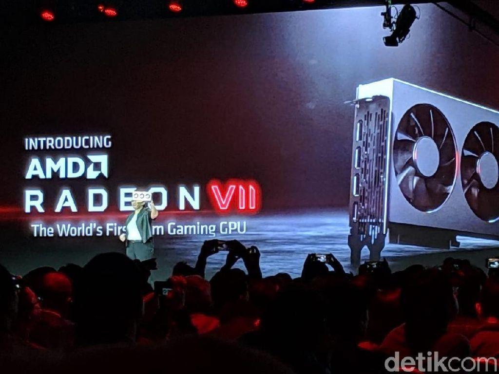 Rilis GPU Baru, Saham AMD Malah Merosot