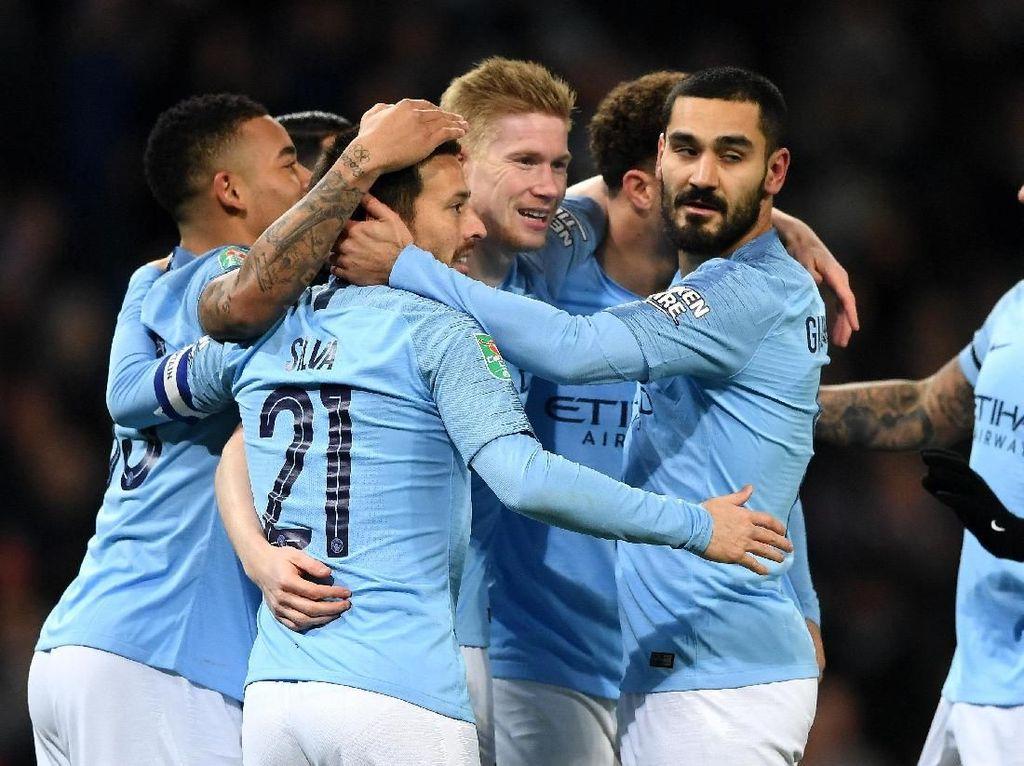 Bikin 9 Gol, Target Manchester City Sebenarnya 10
