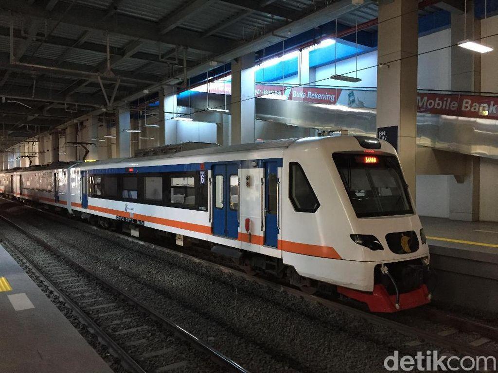 Mulai Maret, Penumpang KA Bandara Soetta Bisa Naik dari Manggarai
