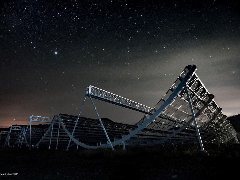 Astronom Temukan Sinyal Radio Misterius dari Luar Galaksi