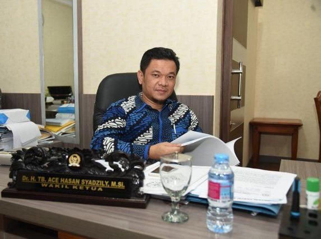 Golkar Dapat 2 Kursi di Dapil Jabar II, Ace Hasan Lolos ke DPR