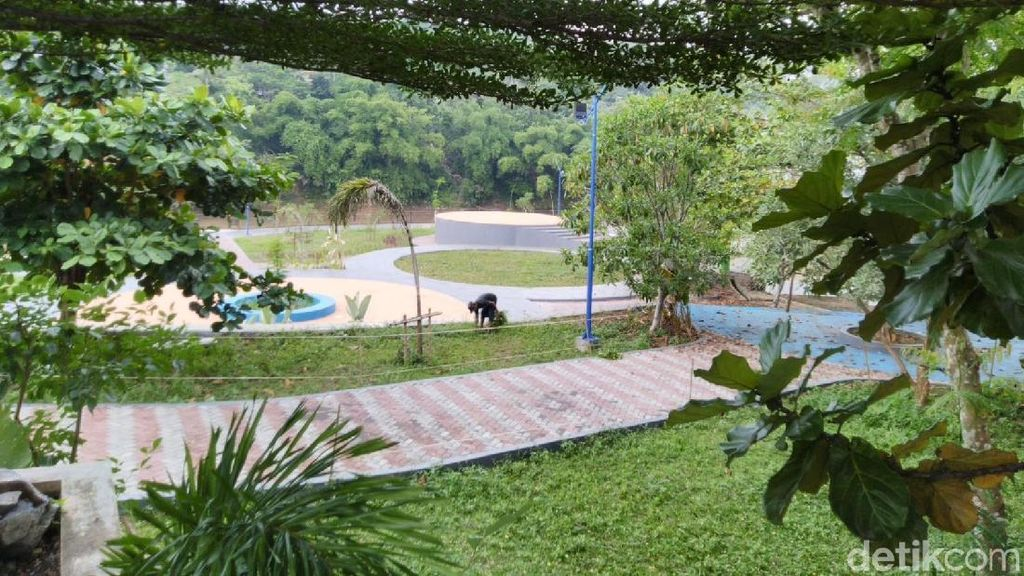 Asyik, Taman Pusdai Kota Banjar Bakalan Tampil Kekinian