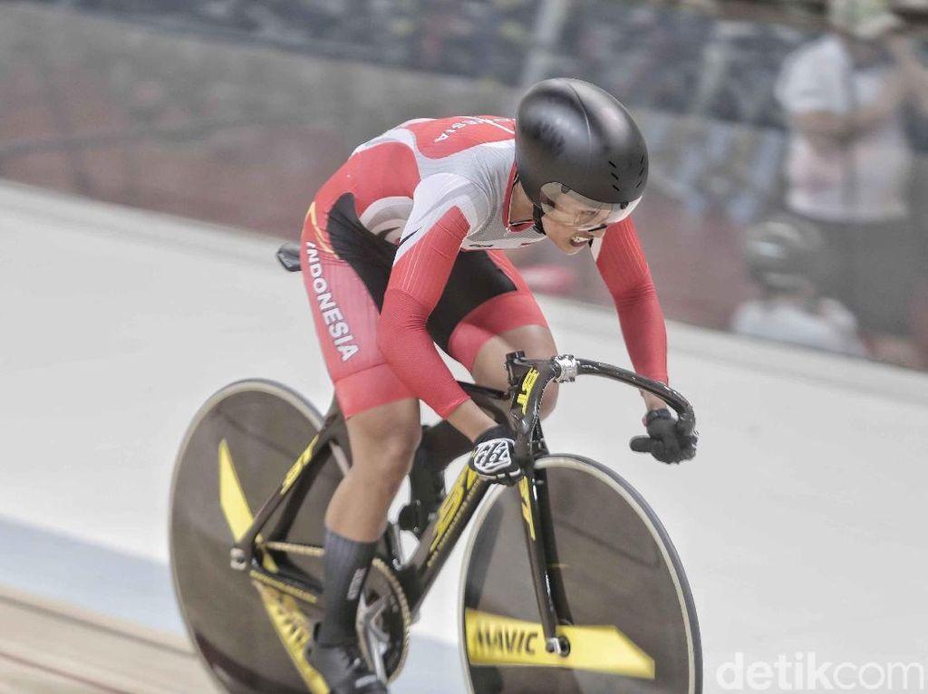 Terry Tak Penuhi Syarat ke Kejuaraan Dunia Trek, Crismonita Berjuang Sendirian