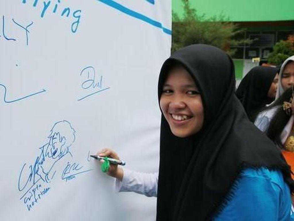 Pelajar Makassar Juara Lomba Komik Dunia