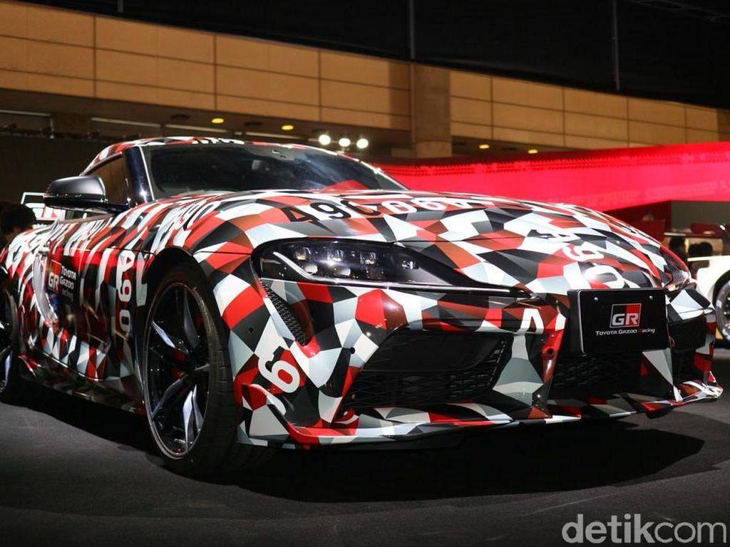 Hadir di AS, Toyota Supra Berbanderol Rp 700 Jutaan