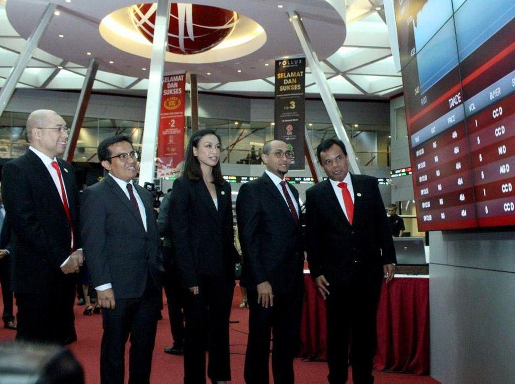 Melantai di Bursa, Saham Kibif Naik 41,18%