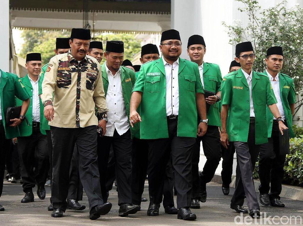 Kader GP Ansor di DPR: Kami Akan Jadi Benteng Pancasila
