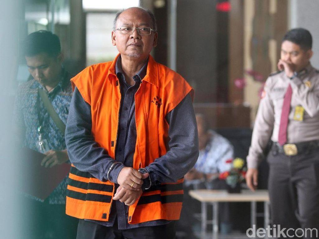 Deretan Kepala Daerah Nonaktif yang Diborgol KPK