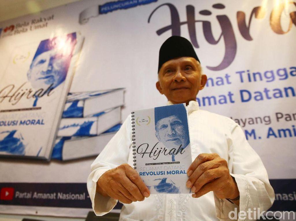 Revolusi Moral Amien Melawan Revolusi Mental Jokowi