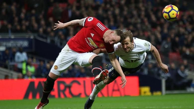 Jadwal Siarang Langsung Tottenham vs Man United