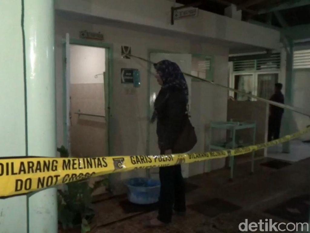 Tragedi Malam Hari di Kamar Mandi yang Berujung Tewasnya Bayi