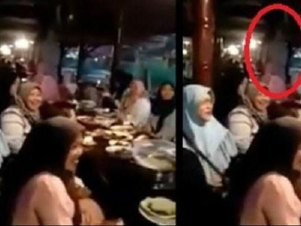 Ada Kuntilanak di Restoran Hingga Serunya Keluarga Jokowi Kulineran