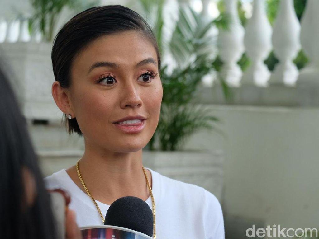 Prilly-Maxime Bouttier Makin Mesra, Agnes Mo Bertemu Jokowi