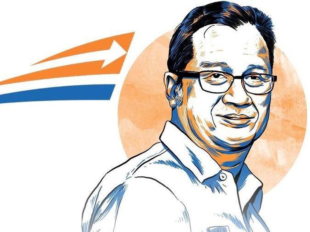 Edi Sukmoro: Master Teknologi Pembangunan yang Jadi Dirut KAI