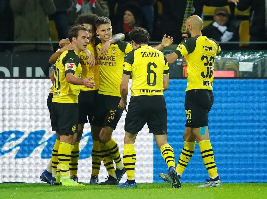 Tekad Dortmund Akhiri Dominasi Bayern