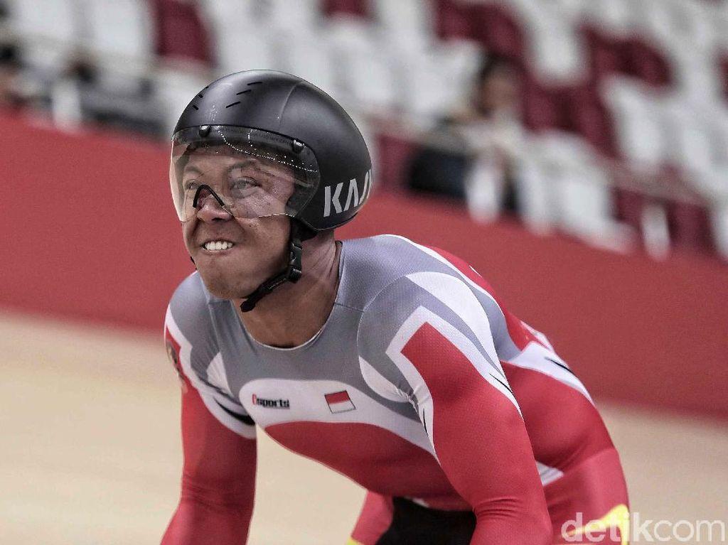 Crismonita dan Terry Lolos Kejuaraan Dunia Balap Sepeda Trek di Polandia
