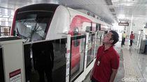 Alasan LRT Jakarta Belum Beroperasi Pasca Asian Games 2018