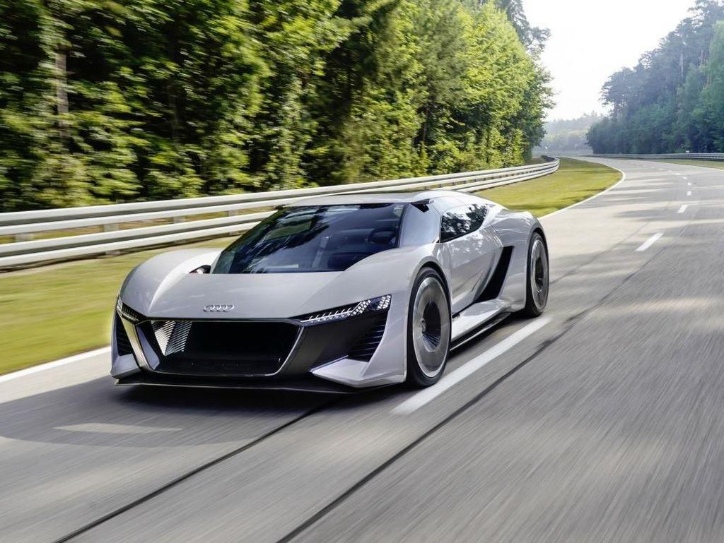 Tok! Mobil Listrik Audi Ini Hanya Ada 50 Unit di Dunia