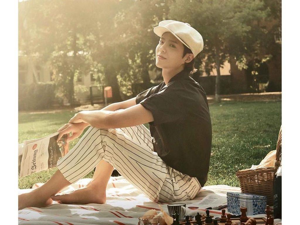 Kabar Gembira Nih Buat yang Mau Ketemu dengan Park Bo Gum