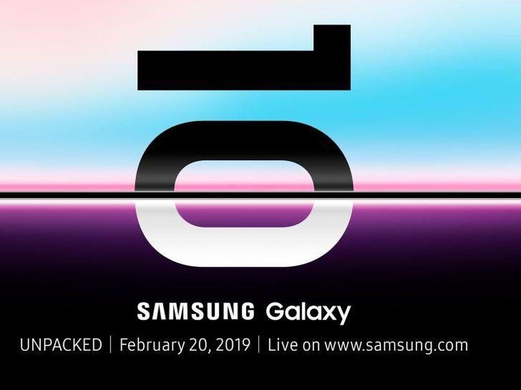 Lembar Spesifikasi Galaxy S10 pun Bocor
