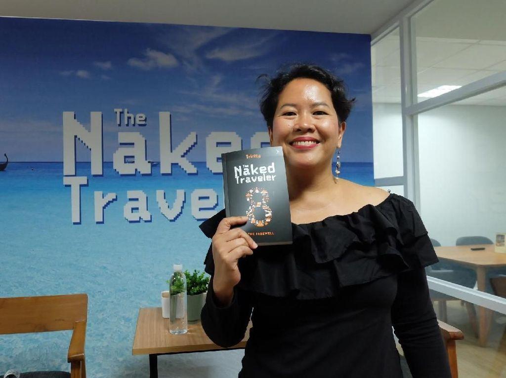 Trinity akan Tulis Buku Nonfiksi dari Hasil Residensi ke Peru