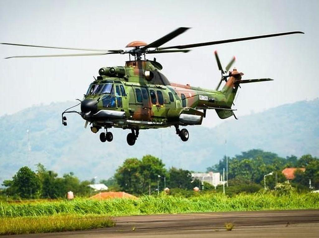 TNI AU Pesan 8 Helikopter H225M, Masih Keluarga Super Puma