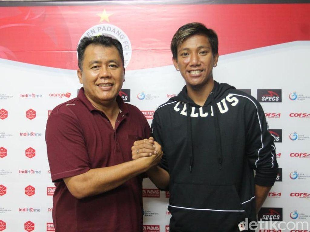 Semen Padang Tak Mau Jadi Juru Kunci di Piala Presiden