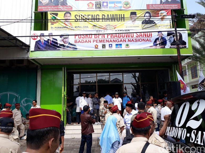 Rumah Jokowi Diusik, Banteng Keluar Tanduk