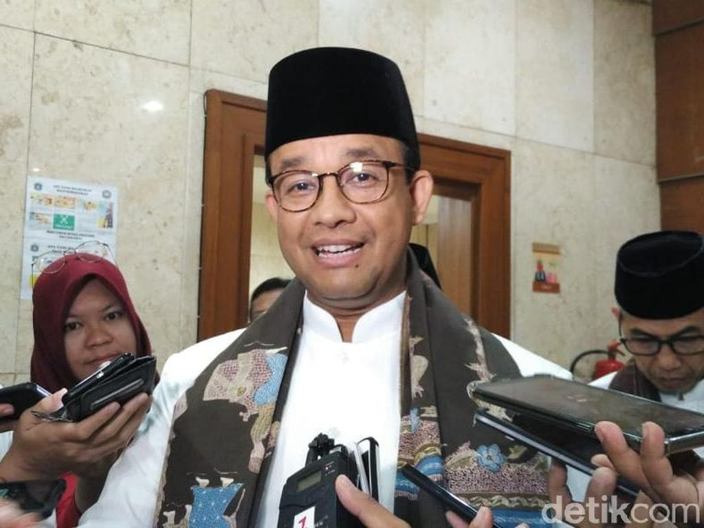 Gerindra Minta Anies Dampingi Prabowo ke Debat Capres