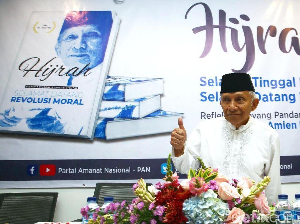 Amien Rais Kritik Jokowi: Very, Very, Very Wrong 4 Tahun Ini