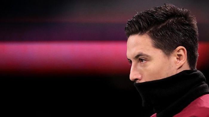 Samir Nasri akan kembali ke Premier League dengan melawan mantan timnya, Arsenal. Foto: Marc Atkins/Getty Images