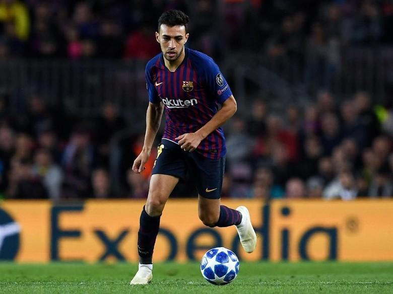 Barcelona Sepakat Lepas Munir ke Sevilla
