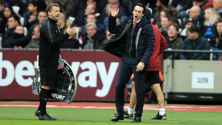 Emery: Arsenal, Ayo Dong Kompetitif di Kandang Lawan