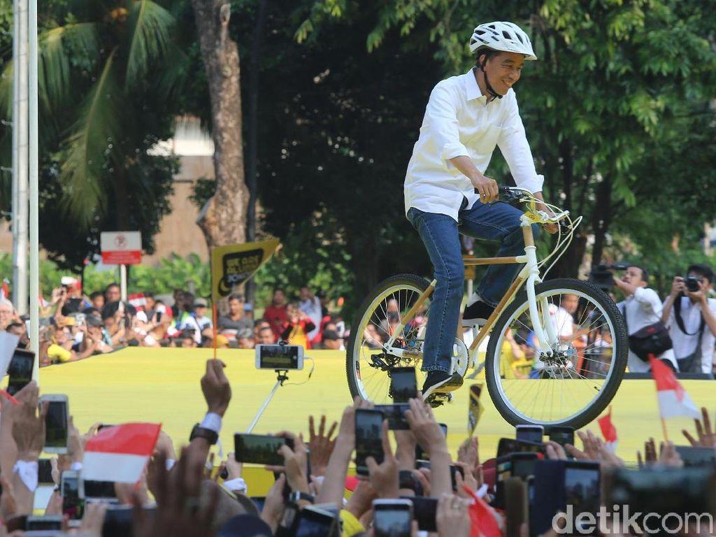 Sepeda Kok dari Bambu, Memangnya Awet?