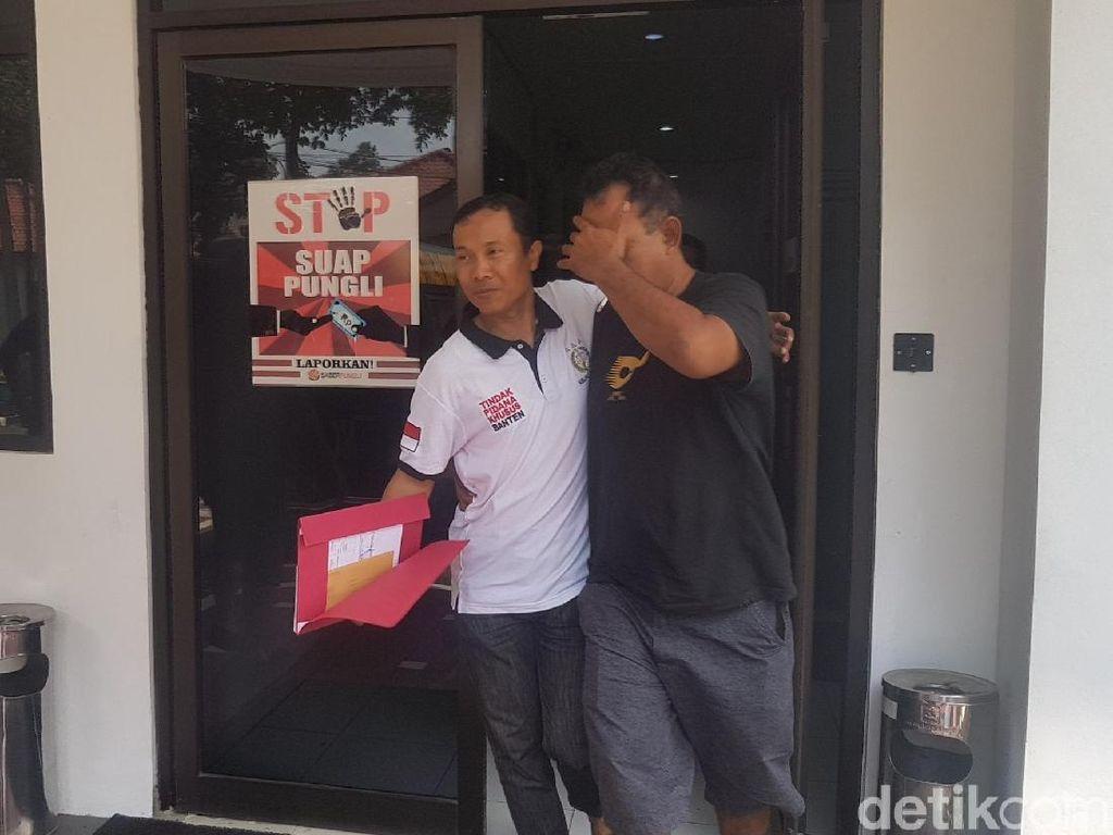 Kejati Banten Tahan Tersangka Korupsi Bendungan Cihara Rp 3,5 M