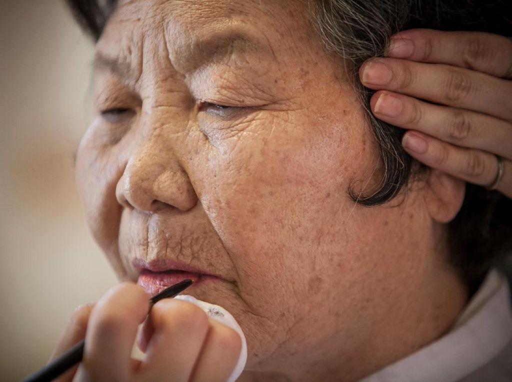 Saat Lansia Korea Selatan Bersiap Mati dengan Baik