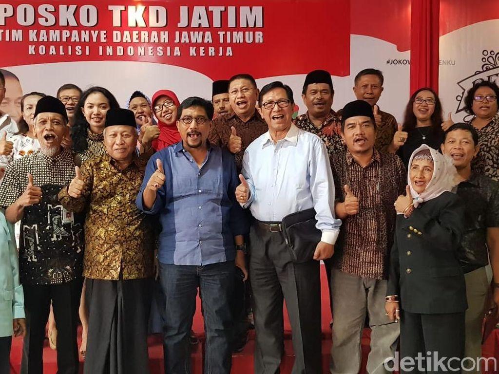 Pegiat Lintas Agama Dukung Jokowi, Berupaya Suara Tak Tergerus Hoaks