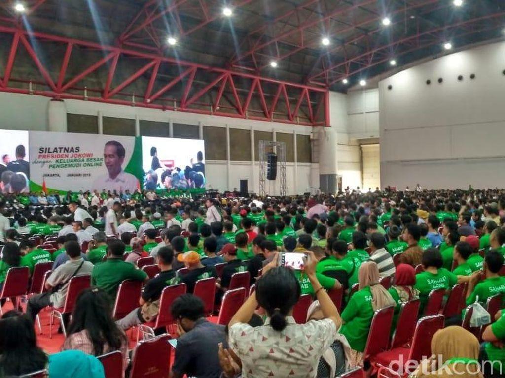 Weekend, Jokowi akan Kumpul Bareng Sopir Online di Kemayoran