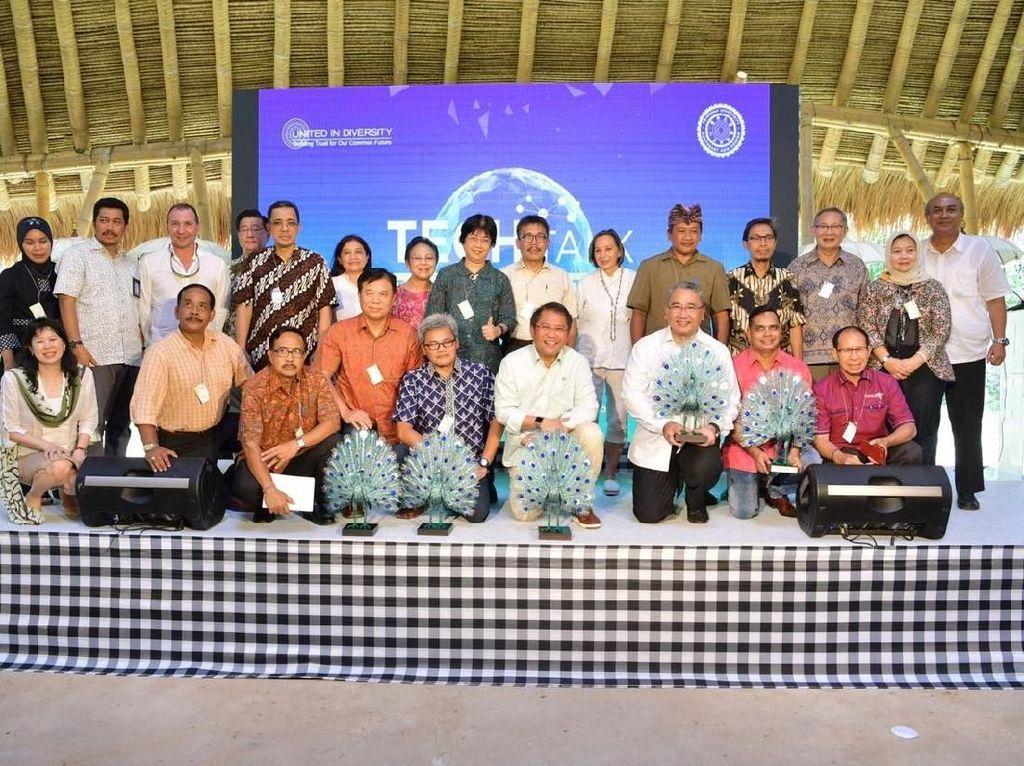 Di Bali, Mendes Paparkan Inovasi Teknologi untuk Awasi Dana Desa