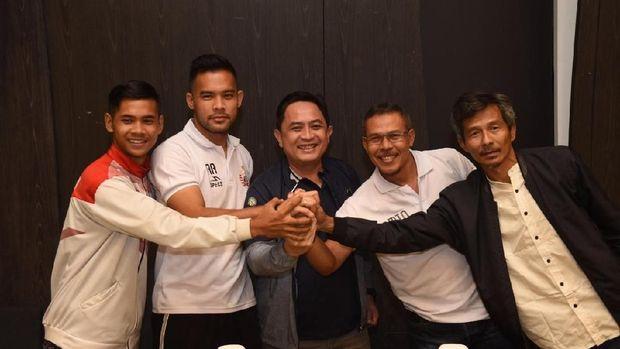 Persija Jakarta akan menjalani laga amal di Lampung.