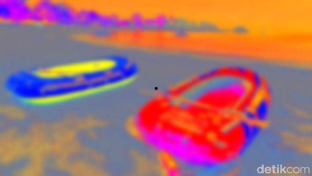 Bikin Takjub Mata Kamu, Yuk Coba Ilusi Permainan Warna Ini