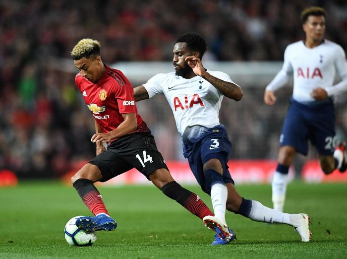 Man United tidak hanya menginginkan tiga poin, tapi sekaligus bermain apik melawan Tottenham Hotspur. Foto: Clive Mason/Getty Images